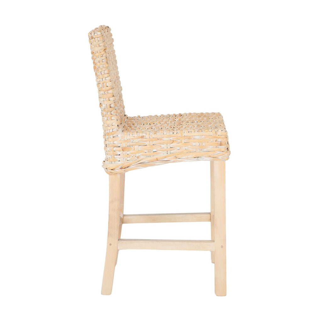 Maya Rattan Counter Stool