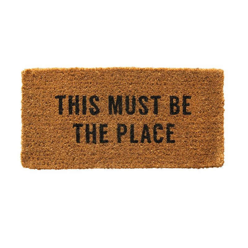 Doormat - This Must Be The Place