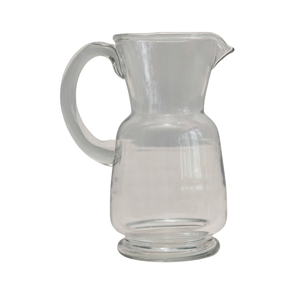 Willow Glass Carafe