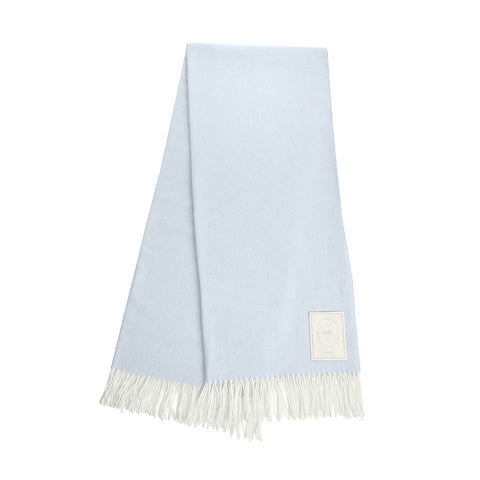 MH Tea Towel - Denim Ticking Stripe