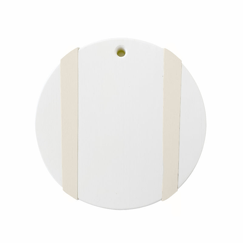 MH x etúHOME Round Wood Serving Board