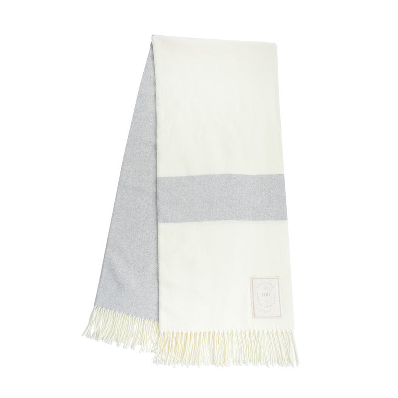 MH Modern Stripe - Light Grey