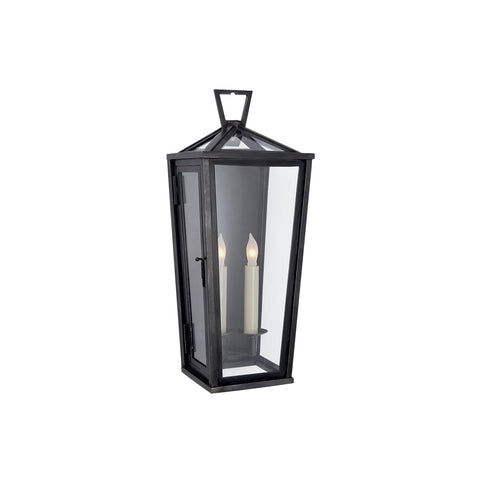 Outdoor Darlana 3/4 Wall Lantern