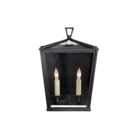 Reed Single Sconce