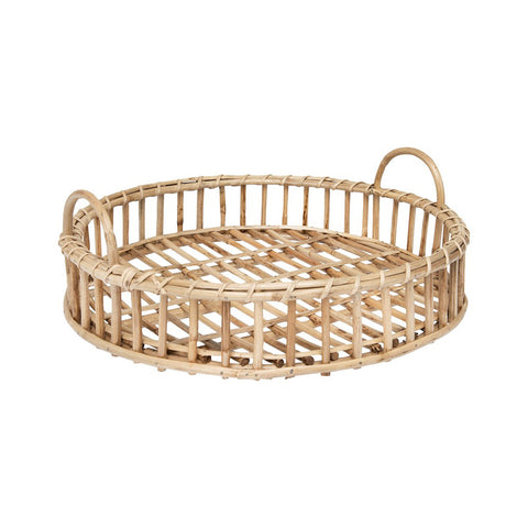 Decorative Braided Tray