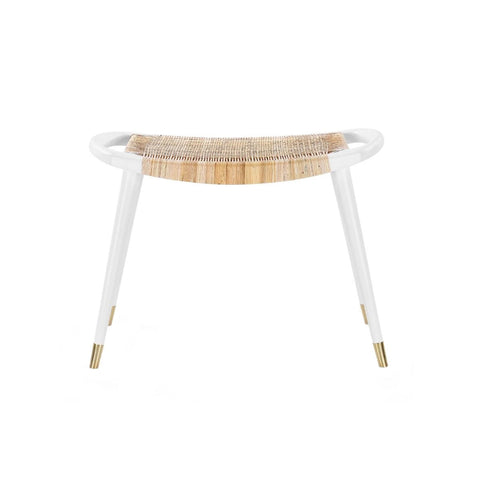 Fritz Counter Stool - Fog White