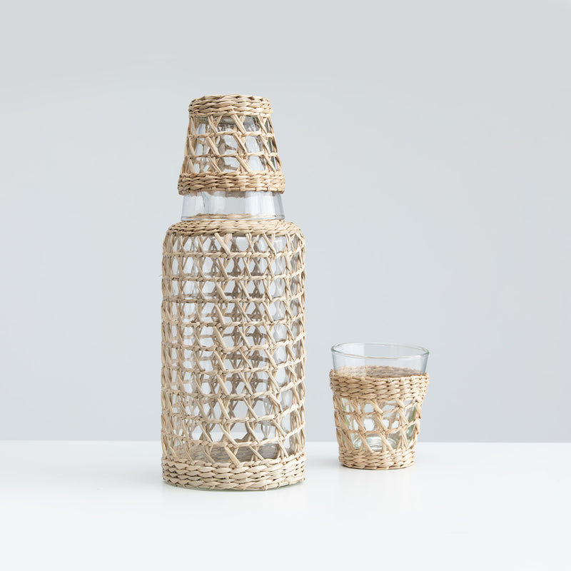 Seagrass Carafe