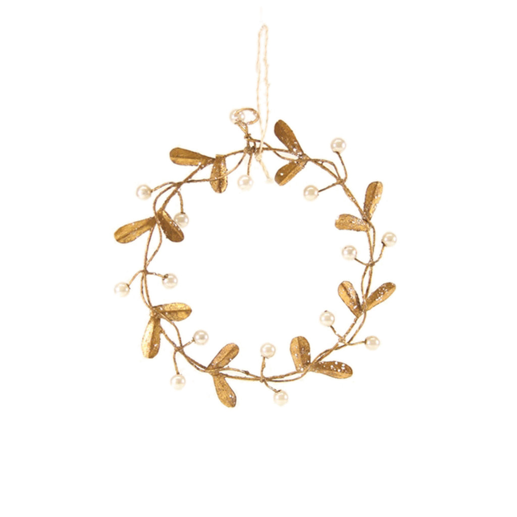 Winter Snowberry Ornament