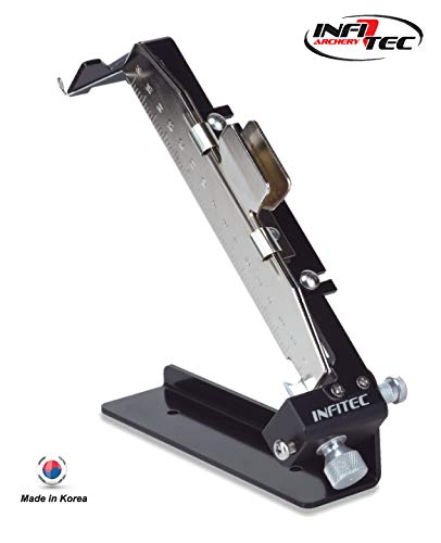 Infitec Metal Framed Compact Sized Fletching Jig
