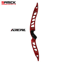 "Load image into Gallery viewer, SAMICK IDEAL 25"" RECURVE RISER"