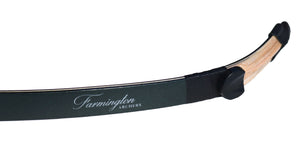 "Farmington 53"" Assassin Korean Traditional Carbon Horse Bow"