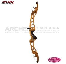 "Load image into Gallery viewer, MK Archery 25"" Beta Hybrid Recurve Riser"