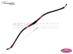 "Farmington 50"" Stallion Korean Traditional Carbon Horse Bow"