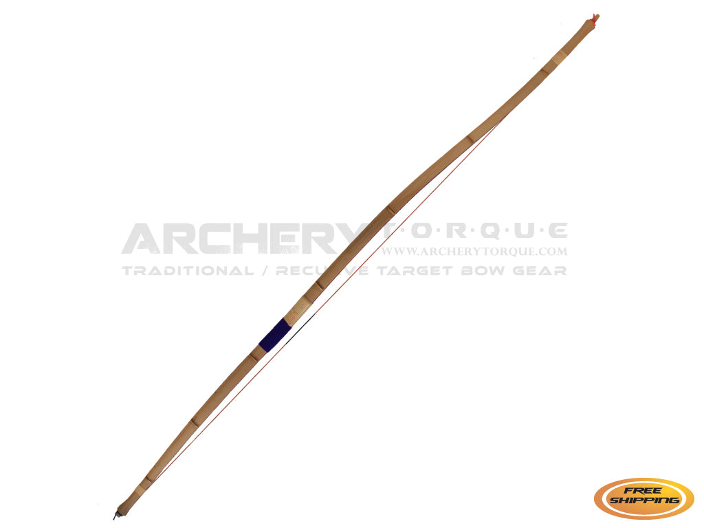 YUMI JAPANESE TRADITIONAL BAMBOO BOW