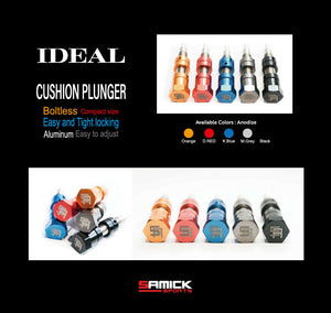 SAMICK IDEAL CUSHION PLUNGER