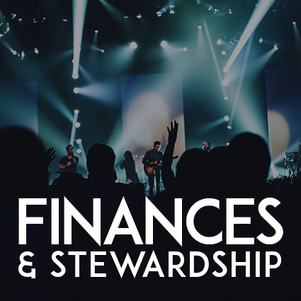 Finances & Stewardship