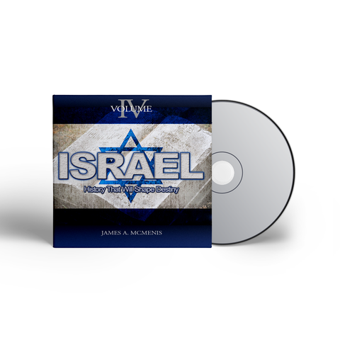 Israel: The Seventy Weeks Of Daniel- Vol.4