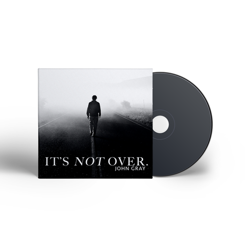 Pastor John Gray- It's Not Over