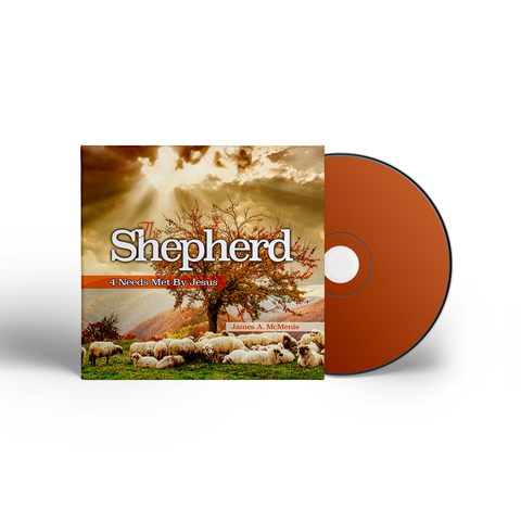 Shepherd: 4 Needs Met By Jesus