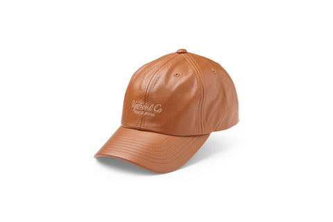 BEDFORD Leather Soft Baseball Cap - UPFRONT Company
