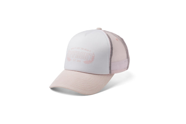 KEAN COLLAGE TRUCKER Cap