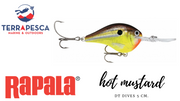 CURRICAN RAPALA DIVES TO 5 CM 4'