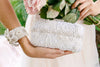 Beaded Bridal Clutch