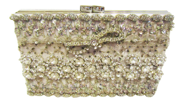 Crystal Bridal Purse