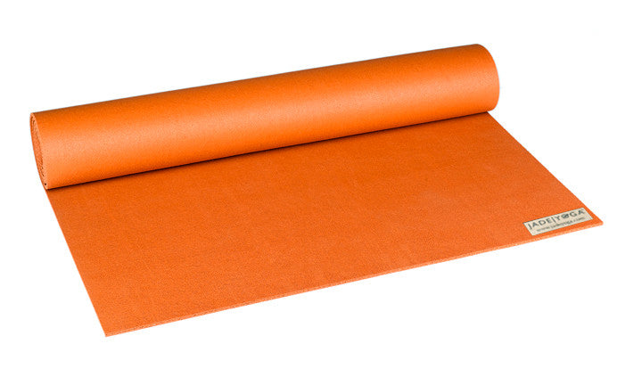 Jade Harmony Yoga Mat In Tibetan Orange 3 16 24 X 68 Kim Michie Yoga Bags And Cabana Totes