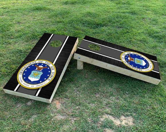 Copy of Cornhole Wrap Set US Army