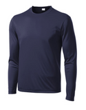 Performance Long Sleeve Tee Adult 2XL-4XL