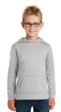 Performance Fleece Pullover Hooded Sweatshirt Youth XS-XL