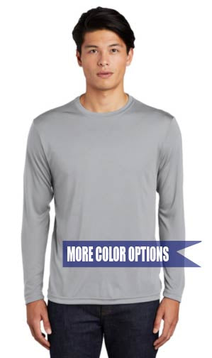 Performance Long Sleeve Tee Adult XS-XL