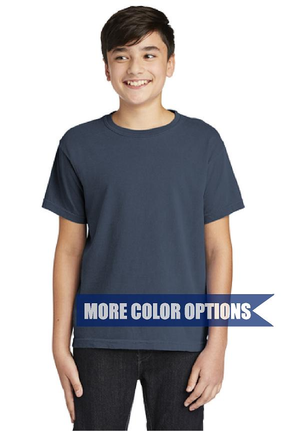 Comfort Colors Ring Spun Tee Youth YXS-YXL