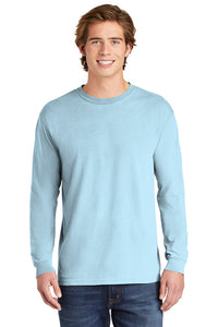 Comfort Colors Adult Ring Spun Tee Chambray