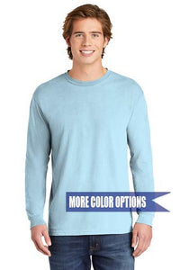 Comfort Colors Heavyweight Ring Spun Long Sleeve Tee Adult 2XL-3XL