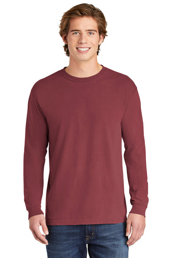 Comfort Colors Youth Ring Spun Tee Crimson