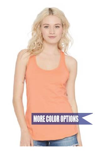 Next Level Racerback Tank Adult Ladies XS-XL