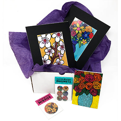 Art Now for Autism Mystery Box