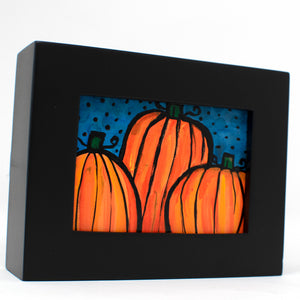 Small Pumpkin Painting