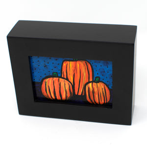 Mini Pumpkin Painting