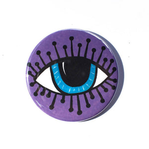 All Seeing Eye Mirror, Magnet, or Pin