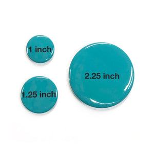 Social Distancing Magnet, Pinback Button, or Pocket Mirror