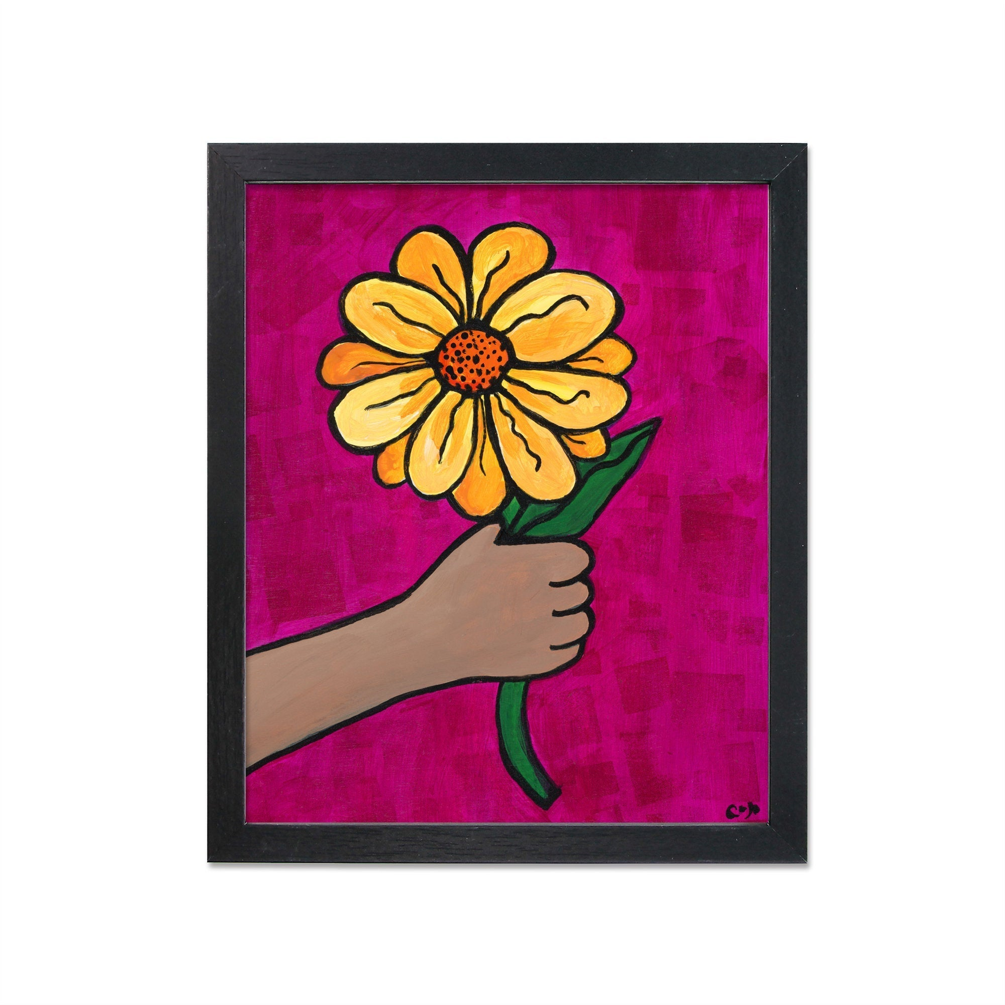 Flower for Mom Print
