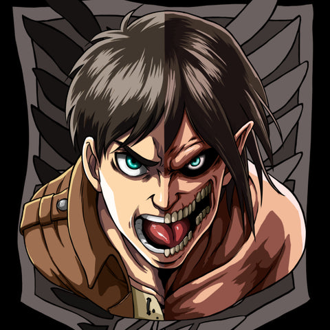 EREN ATTACK ON TITAN