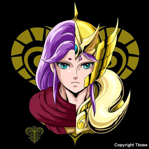Aries Saint Seiya T-Shirt
