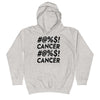 Youth Unisex | '#@%$! Cancer Distort' Hoodie