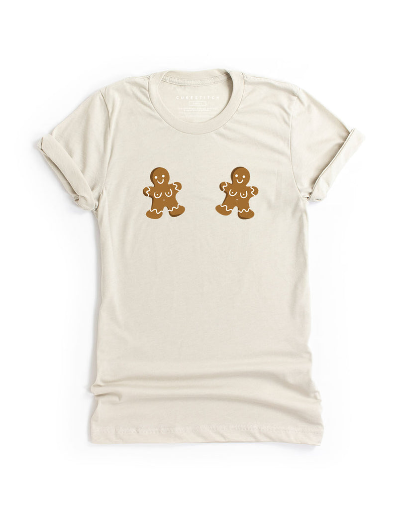 Women's | Gingerbread Women Tit-Tee