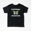 Little Girls' | 'Lymphoma Awareness' T-Shirt