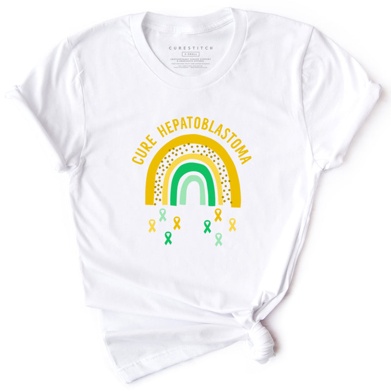 'Rainbow' Hepatoblastoma T-Shirt